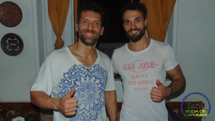 Entrevista com Mestre Coruja (Itália)