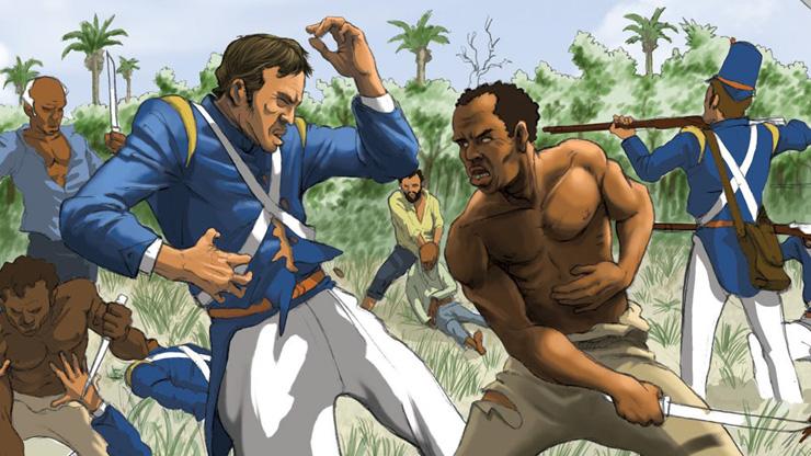 O Legado da Capoeira Carioca - Parte 3