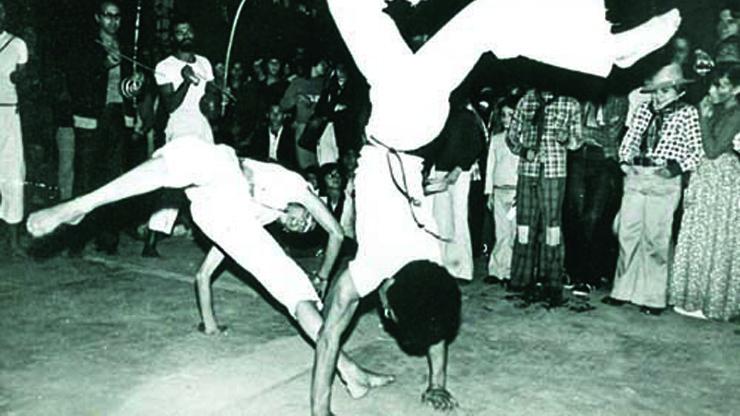 A História da Capoeira em Teresópolis - RJ