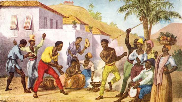 O Legado da Capoeira Carioca - Parte 1