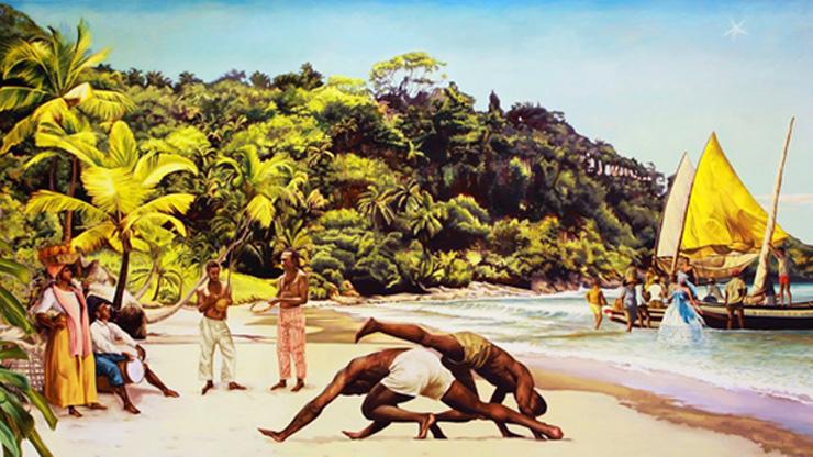 O Legado da Capoeira Carioca - Parte 2