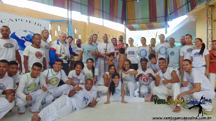Evento Capoeira Novo Mundo