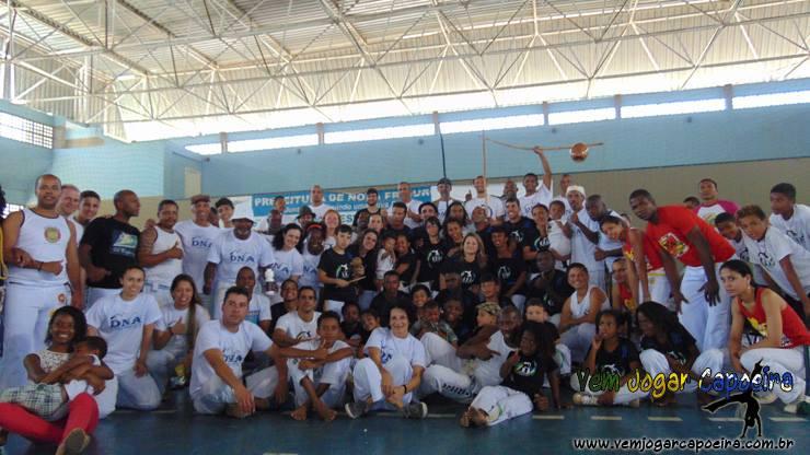 IX Encontro Nacional de Capoeira e Cultura Popular DNA Capoeira