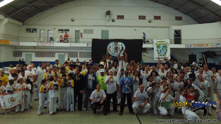 Campeonato Estadual de Capoeira FCDRJ 2016 – Equipes e Duplas