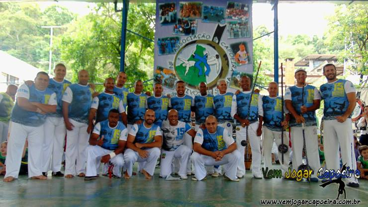 O Evento - 15ª Encontro de Capoeira Nativos da Serra