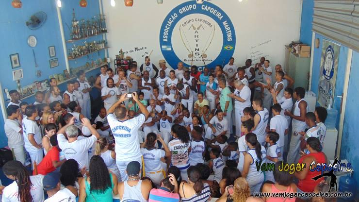 Evento Capoeira Martins – Rio de Janeiro