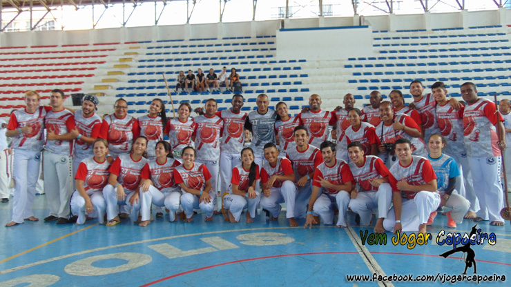27º Encontro de Capoeira Regiangola