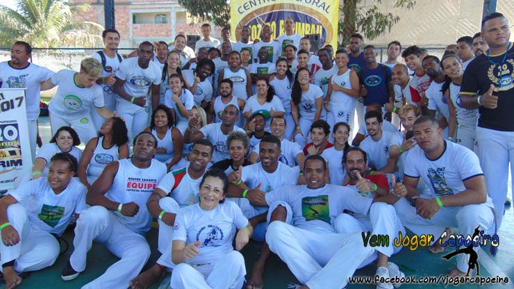 IV Encontro de Capoeira Centro Cultural Voz do Berimbau