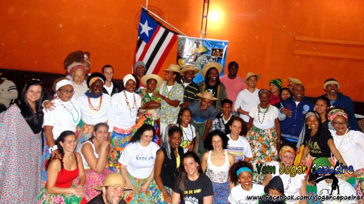 Um Sábado de muita Cultura Popular em Nova Friburgo - RJ