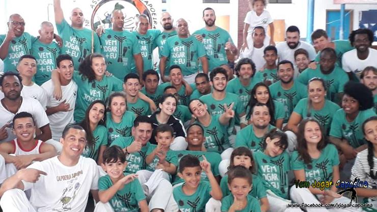 Vem Jogar + Eu 2018 - Nativos da Serra