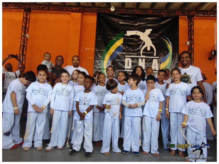 2ª Feijoada Cultural DNA Capoeira