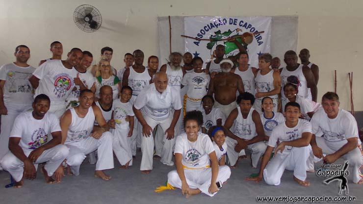 Batizado e Troca de Cordéis Associação de Capoeira Ouro Preto