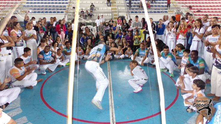 25º Encontro de Capoeira de Teresópolis - Mestre Sorriso