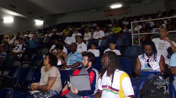3º Congresso Estadual Unitário de Capoeira - RJ