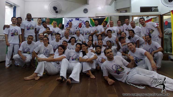 Formatura Associação de Capoeira Barravento 2015