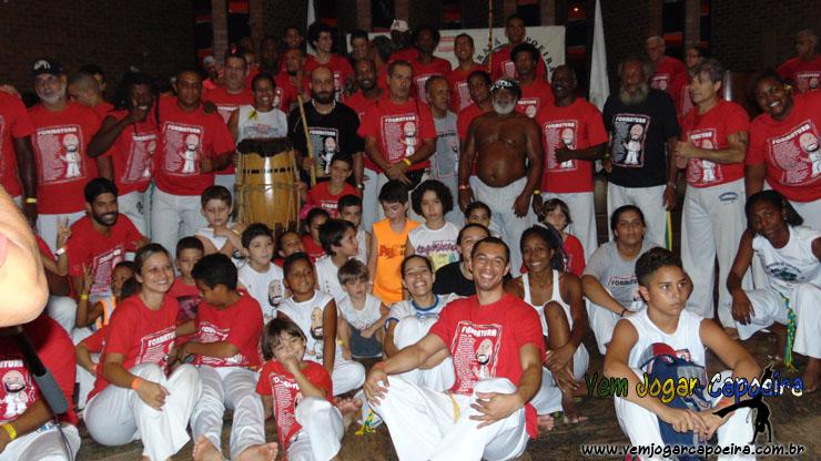Formatura do Mestre Ninho – Saravá Capoeira 21/04/2016