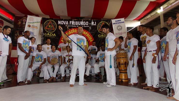 VII Festival de Capoeira de Nova Friburgo da ACBO