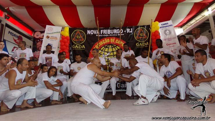 8º Festival de Capoeira ACBO - Nova Friburgo/RJ
