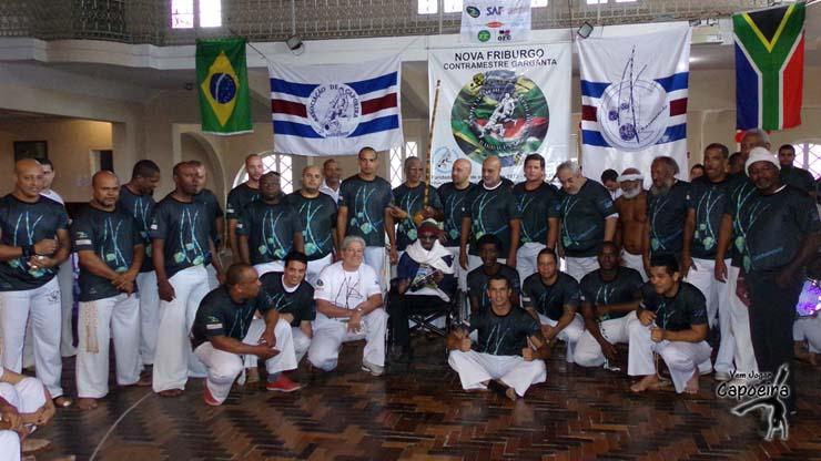 Batizado e Formatura da Associação de Capoeira Barravento - NF