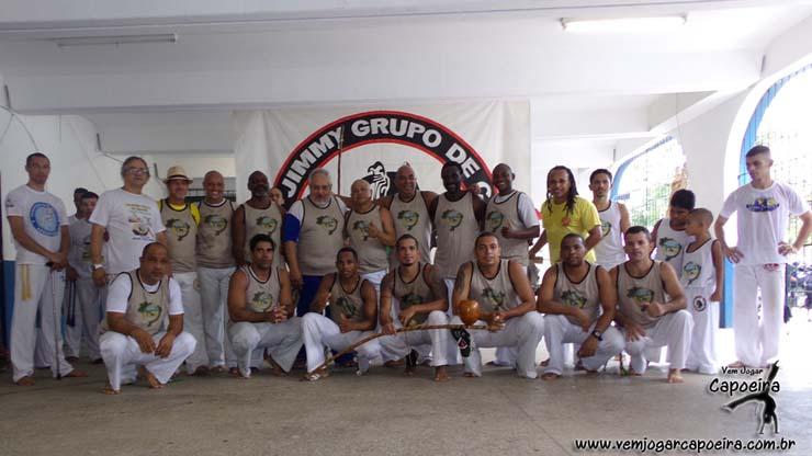 38° Batizado Grupo de Capoeira Carcará - Rio de Janeiro
