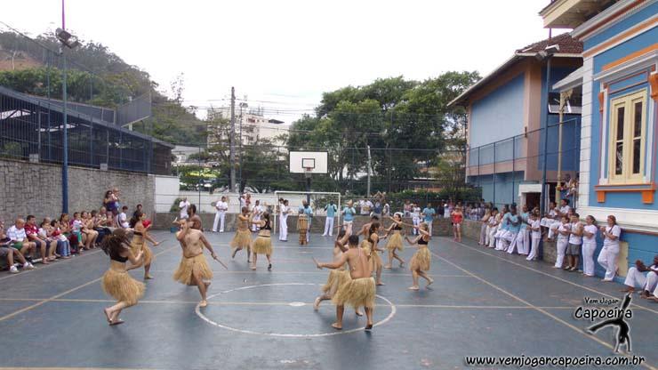 O 4º Encontro de Capoeira do Grupo Unidos Pela Arte Capoeira