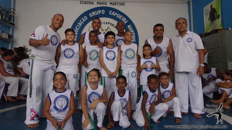 Evento Associação Grupo Capoeira Martins 2015