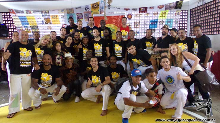 5º Encontro Nacional de Capoeira e Cultura Popular do Vidigal