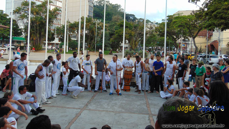 1ª Roda 2016 do MFC – Movimento Friburguense de Capoeira