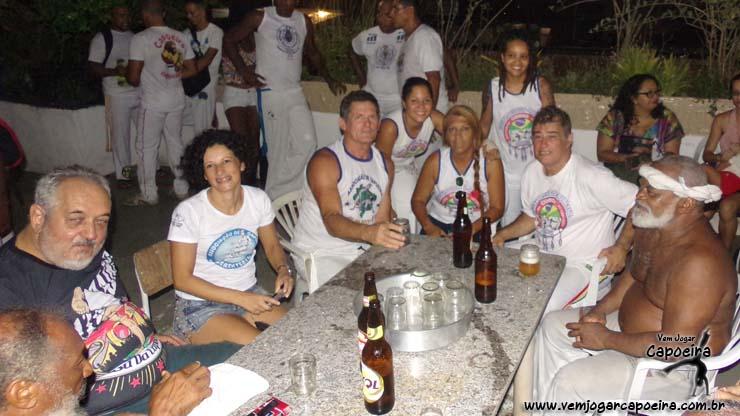 Capoeira, Confraternização e Conhecimento – Mestre Touro Bemvindo
