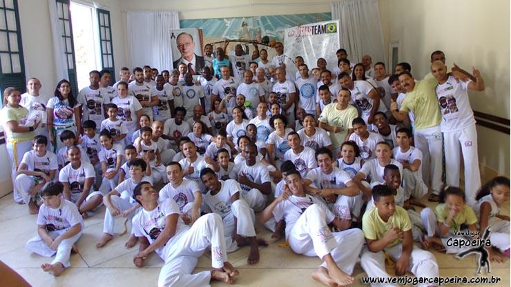 20 anos da Associação de Capoeira Nagoas
