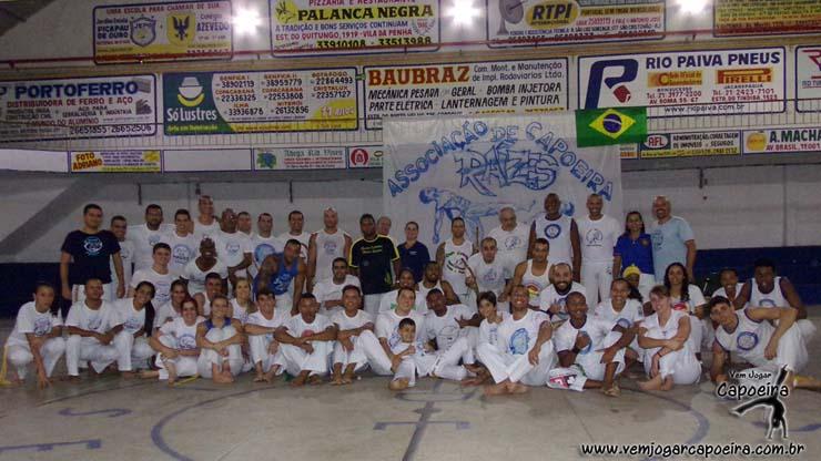 30 anos da Associação de Capoeira Raízes