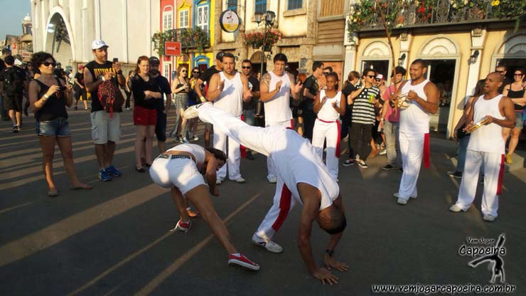 Festival Rock in Rio 2015 também tem Capoeira