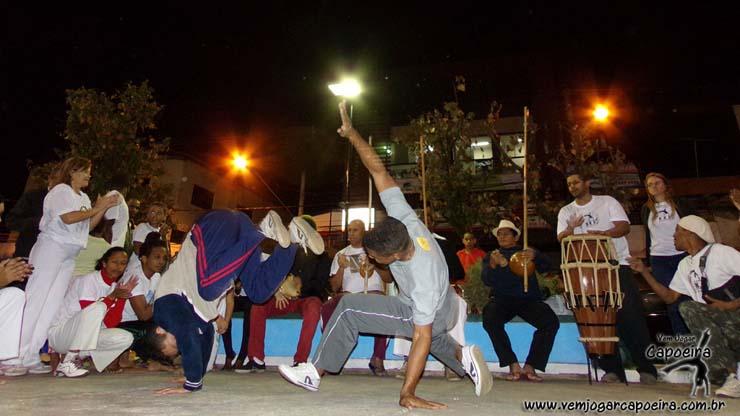 VIII Encontro Nacional de Capoeira e Cultura Popular - DNA Capoeira