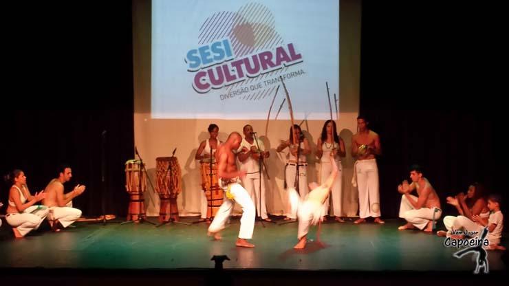 Apresentação Grupo DNA Capoeira - Dia da Consciência Negra