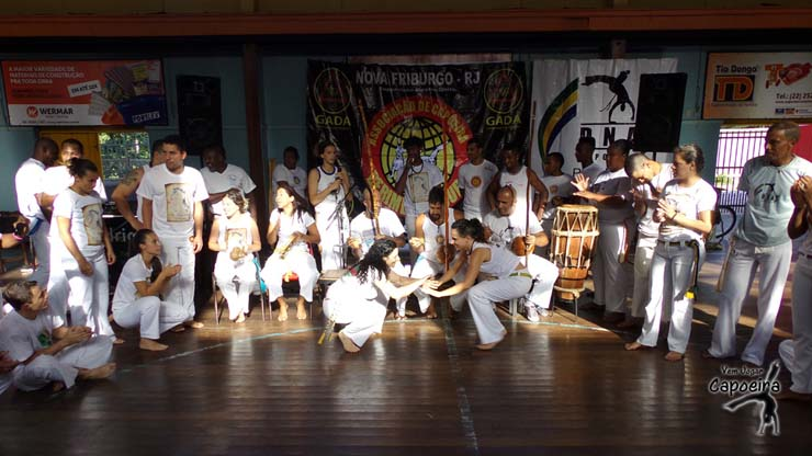 Lá Vem Sinhá - 1º Evento Feminino M.F.C.