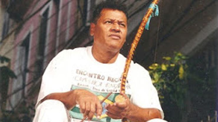 Roda de capoeira na Universidade Veiga de Almeida tem pesquisa de universitária norte-americana