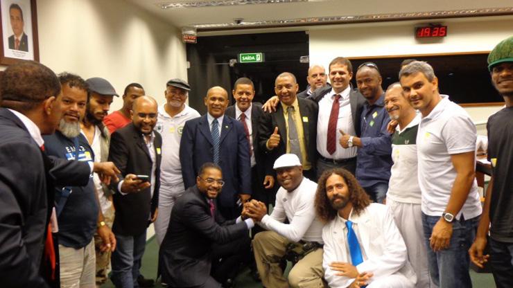 Audiência Pública debate a Capoeira do Brasil