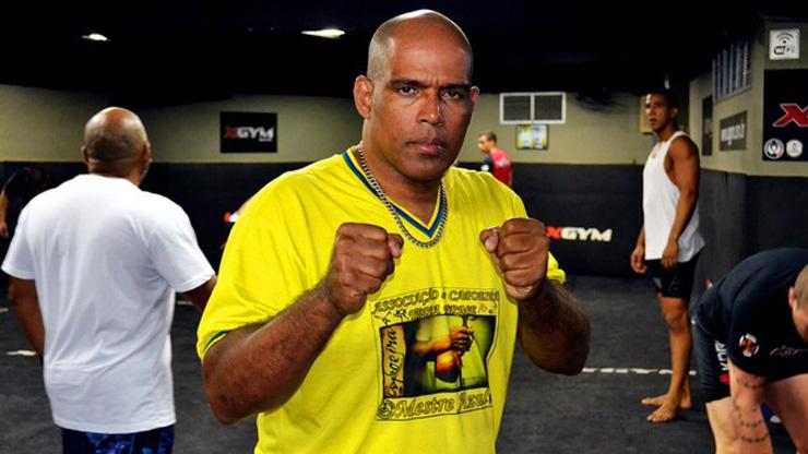 Maracanãzinho viu Mestre Hulk fazer história ao vencer o jiu-jítsu em 1995