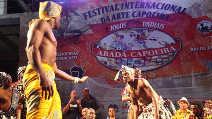 No Rio, Jogos Mundiais de Capoeira destacam a Década Internacional de Afrodescendentes