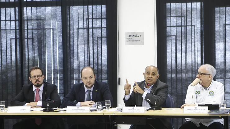 Reunião do Conselho Nacional do Esporte formaliza capoeira como atividade esportiva