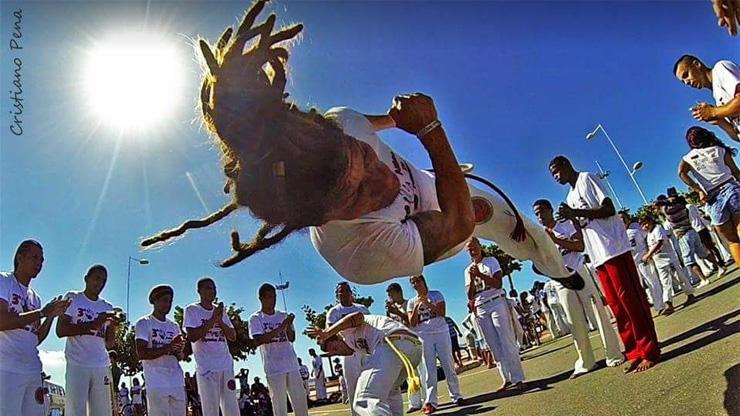 Capoeirista de Guarapari é selecionado para participar de campeonato na Espanha