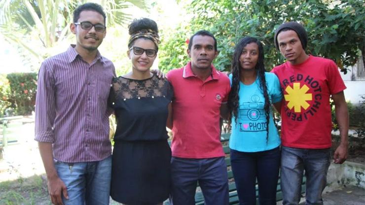 Prefeitura de Bom Jardim / MA, oficializa projeto de Capoeira nas Escolas