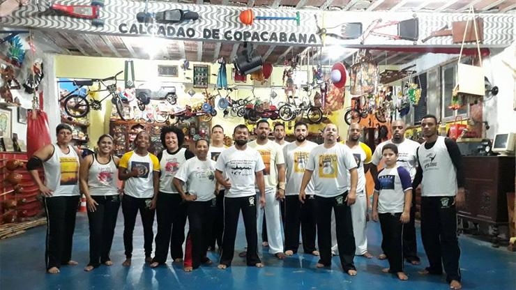 Capoeira, dança, teatro, música e muito mais no Méier, Rio de Janeiro